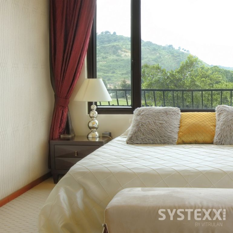 Tapet fibra de sticla SYSTEXX Premium in hoteluri si pensiuni